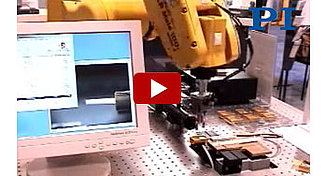 Automated Alignment with Robot