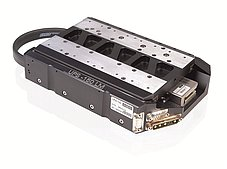 Linear Motor Stages: Mechanical Bearings
