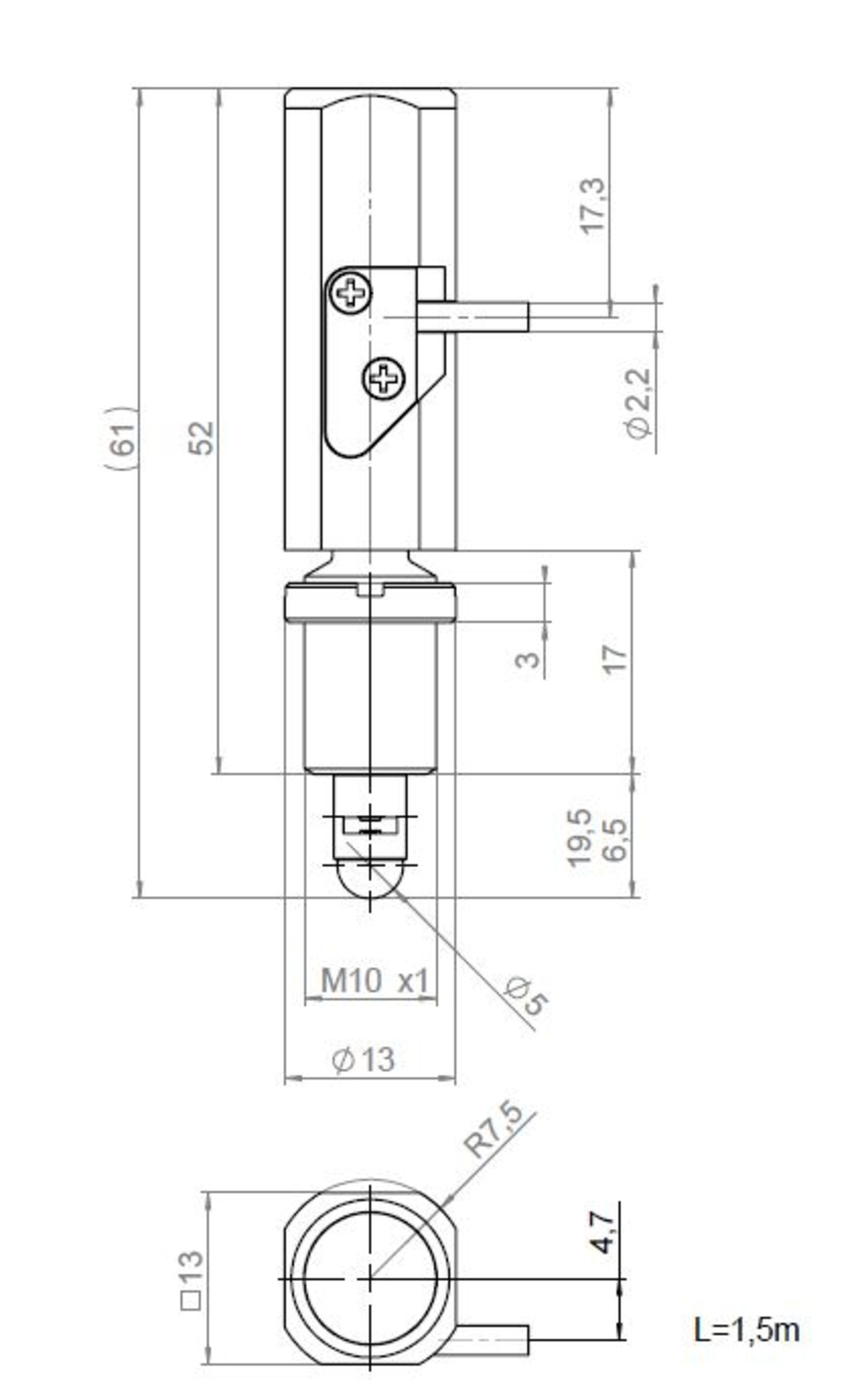 Din Plug Wiring Diagram Linear Actuator Trusted Diagrams N 412 With Pishift Piezomotor For Actuators Remotes