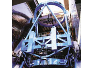 View of the 8.2 m Subaru infrared telescope in Hawaii (from http://SubaruTelescope.org ), printed with permission of NAOJ.