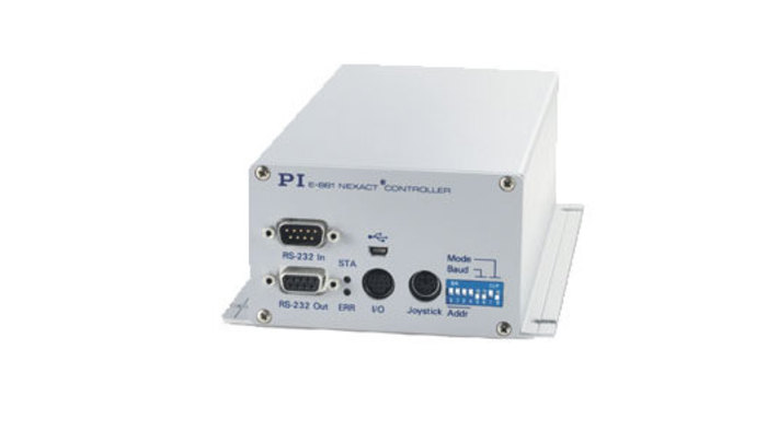 E-861 Networkable Motion Controller/Driver